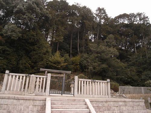 第44代「元正天皇陵」(奈保山西陵)-03