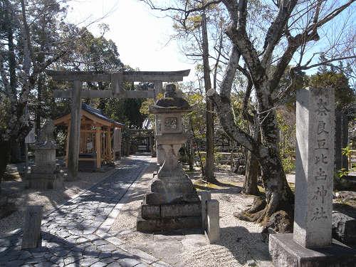 『奈良豆比古神社』@奈良市-01