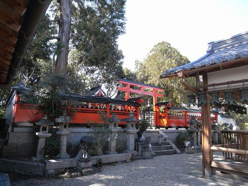 『奈良豆比古神社』@奈良市-08