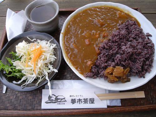 『農村レストラン 夢市茶屋』@明日香村-08