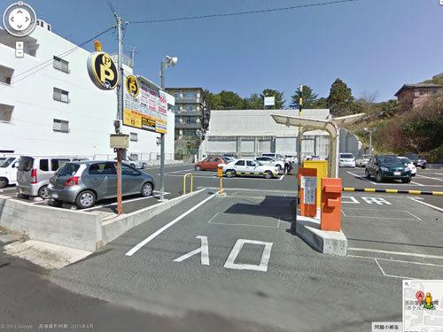 『1日最大500円』の駐車場@奈良市-05