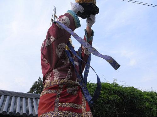聖衆来迎練供養会式(衣装編)@當麻寺-04