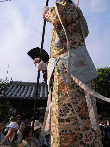 聖衆来迎練供養会式(衣装編)@當麻寺-06