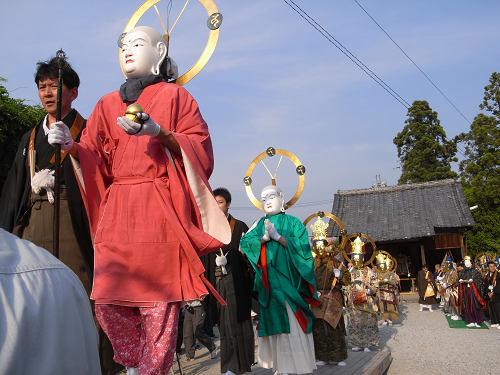 聖衆来迎練供養会式(衣装編)@當麻寺-07