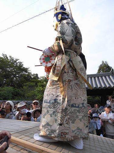聖衆来迎練供養会式(衣装編)@當麻寺-08