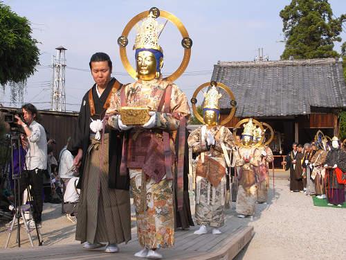 聖衆来迎練供養会式(衣装編)@當麻寺-09
