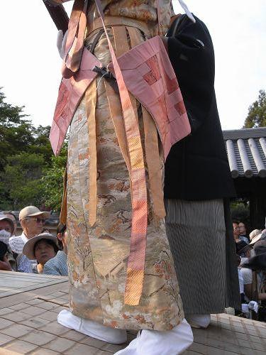 聖衆来迎練供養会式(衣装編)@當麻寺-12