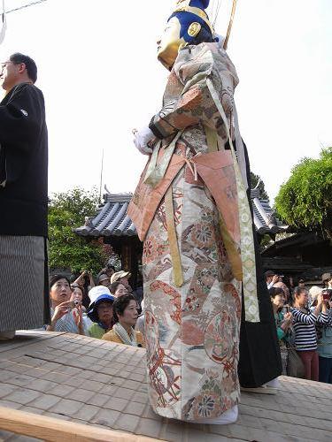 聖衆来迎練供養会式(衣装編)@當麻寺-13