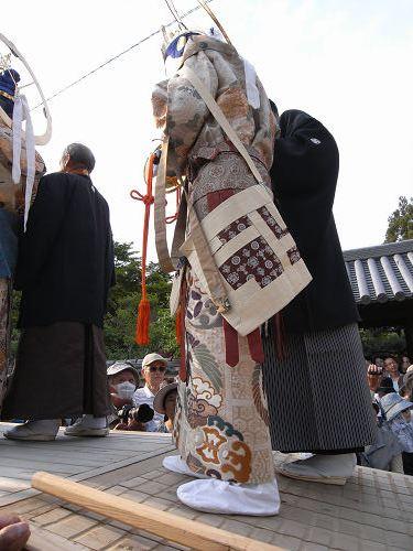 聖衆来迎練供養会式(衣装編)@當麻寺-14