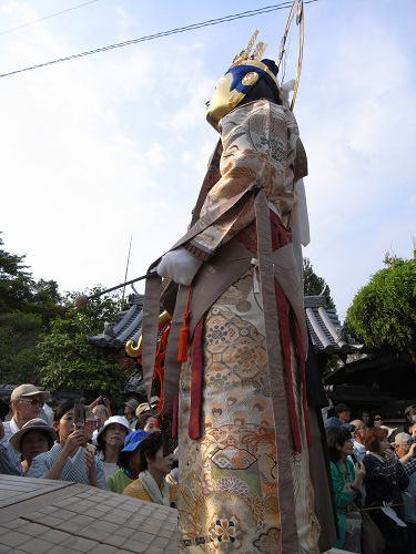 聖衆来迎練供養会式(衣装編)@當麻寺-15