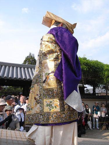 聖衆来迎練供養会式(衣装編)@當麻寺-18