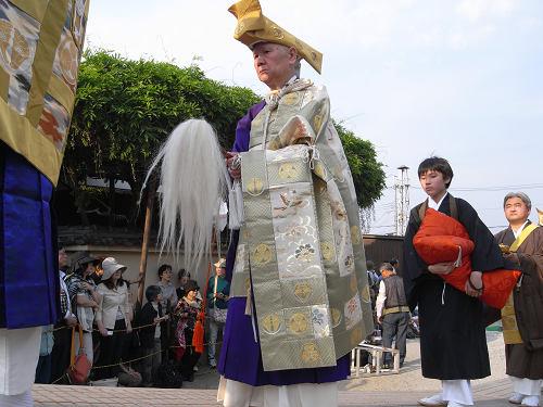 聖衆来迎練供養会式(衣装編)@當麻寺-20