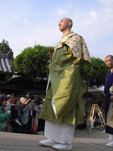 聖衆来迎練供養会式(衣装編)@當麻寺-25