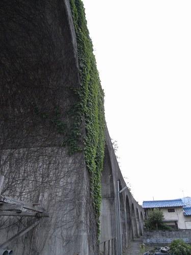 五新鉄道 高架橋跡@五條市-06
