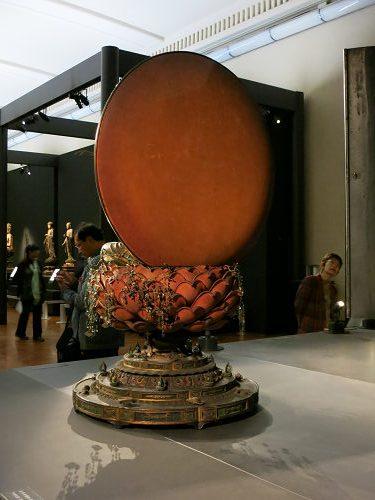 愛染明王坐像(内山永久寺伝来)@東京国立博物館-10