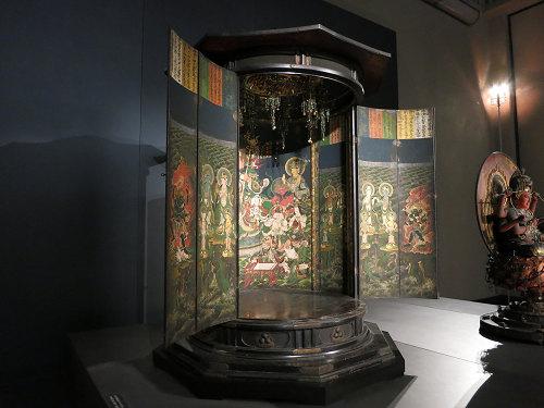 愛染明王坐像(内山永久寺伝来)@東京国立博物館-11