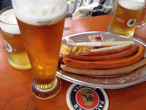 ドイツビールの祭典『奈良オクトーバーフェスト2013』