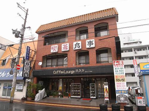 昭和的レトロ喫茶店『檀』@橿原市-01
