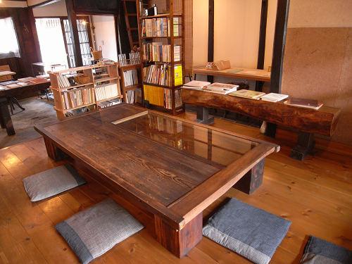 読書空間とカレーのお店『ミジンコブンコ』@奈良きたまち-05