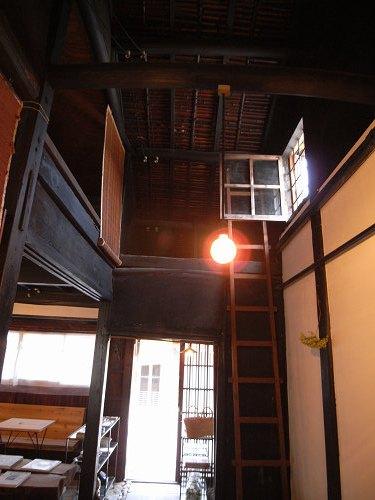 読書空間とカレーのお店『ミジンコブンコ』@奈良きたまち-07