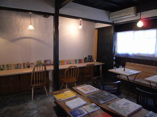 読書空間とカレーのお店『ミジンコブンコ』@奈良きたまち