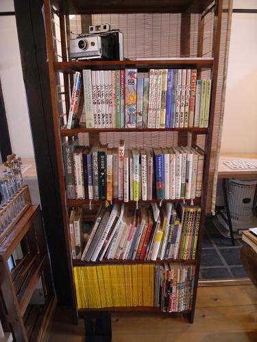 読書空間とカレーのお店『ミジンコブンコ』@奈良きたまち-12
