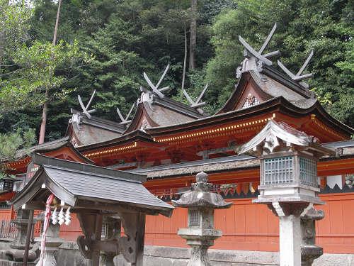 国宝の本殿が美しい水の守り神『宇陀水分神社』@宇陀市
