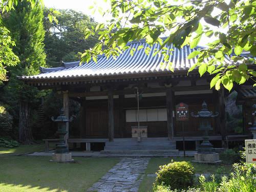 藤原時代の仏さまがおわす山中のお寺『神童寺』@木津川市