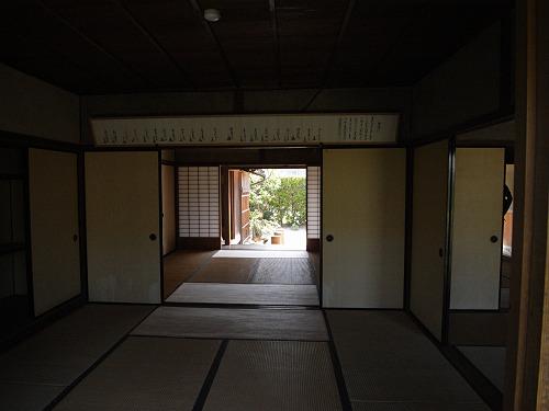 松阪城跡と御城番屋敷@三重県松阪市-26