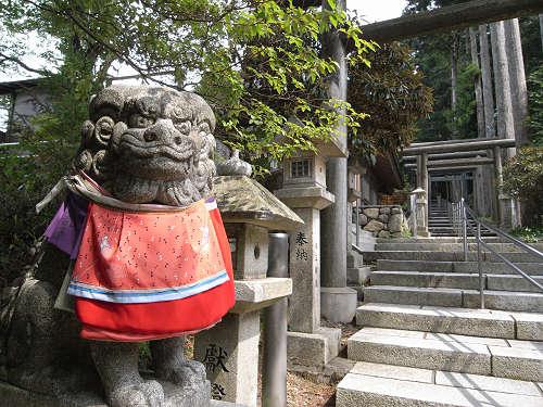 荒神社(立里荒神社)@野迫川村-08