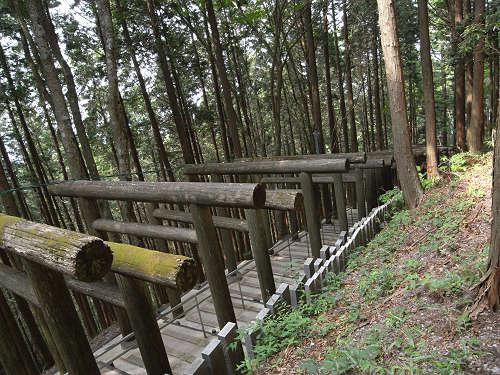 荒神社(立里荒神社)@野迫川村-12