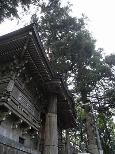 荒神社(立里荒神社)@野迫川村-16