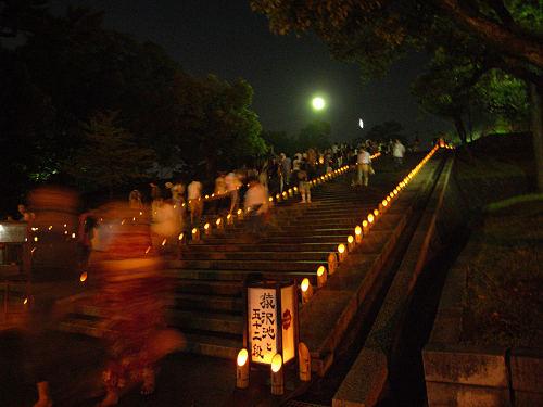 15周年!『2013なら燈花会』@奈良公園-02