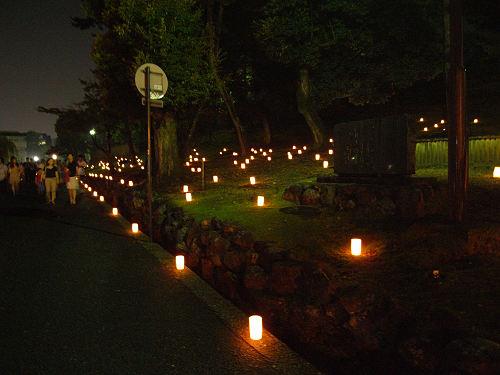 15周年!『2013なら燈花会』@奈良公園-04