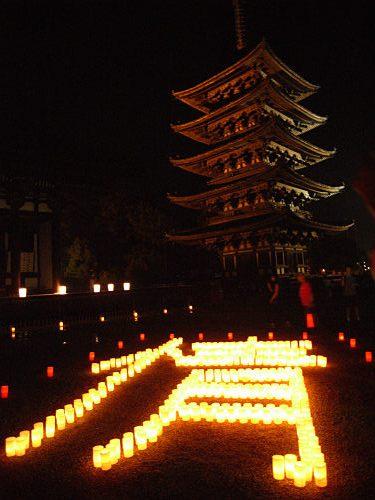 15周年!『2013なら燈花会』@奈良公園-06