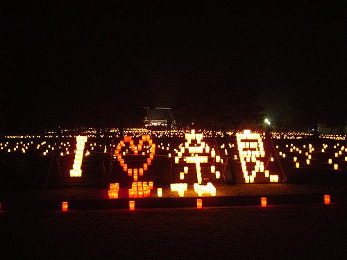 15周年記念イヤー!奈良の夏の風物詩『2013なら燈花会』