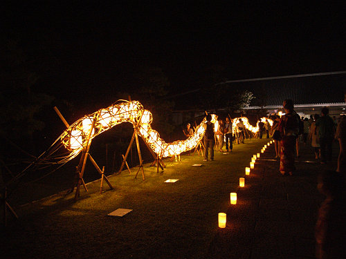 15周年!『2013なら燈花会』@奈良公園-11