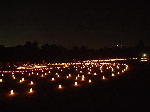 15周年!『2013なら燈花会』@奈良公園-15