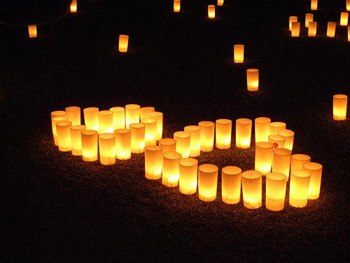 15周年!『2013なら燈花会』@奈良公園-16