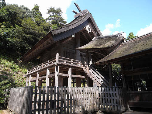八重垣神社・神魂神社など、出雲でお詣りした神社まとめ