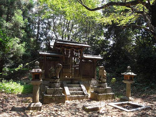於美阿志神社(檜隅寺跡)@明日香村-05