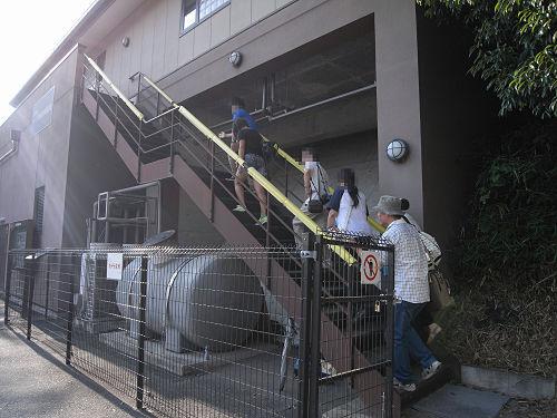最初で最後の『キトラ古墳石室の公開』@明日香村-08