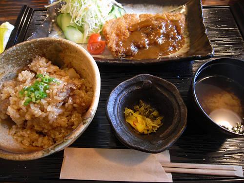 洋食春@奈良市(ならまち)-07