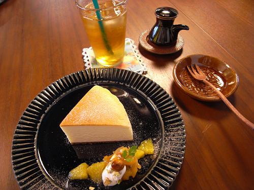 手作りスイーツ『おスギスイーツカフェ』@ならまち-09