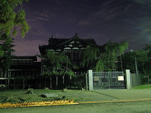 光のオルゴールinライトアッププロムナード@仏教美術資料研究センター-01