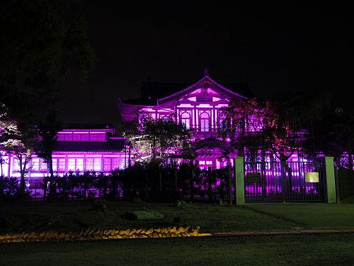 光のオルゴールinライトアッププロムナード@仏教美術資料研究センター-02