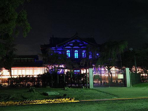 光のオルゴールinライトアッププロムナード@仏教美術資料研究センター-05