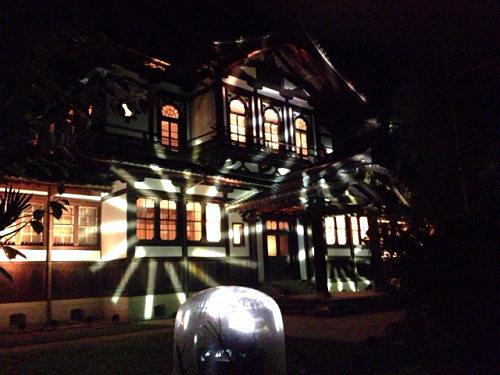 光のオルゴールinライトアッププロムナード@仏教美術資料研究センター-17