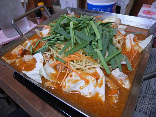 もつ鍋風ラーメンが美味!『麺屋スタミナがん鉄』@天理市