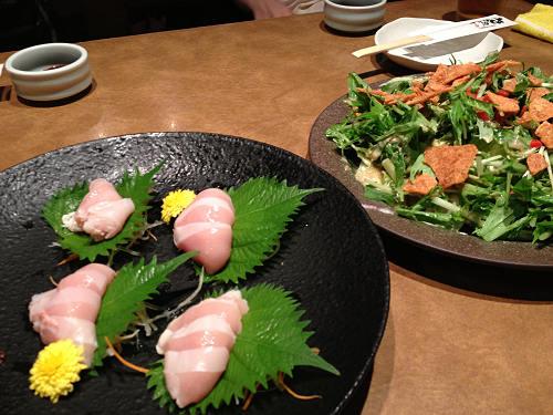 地鶏・大和肉鶏が美味しい『やたがらす 奈良店』@奈良市